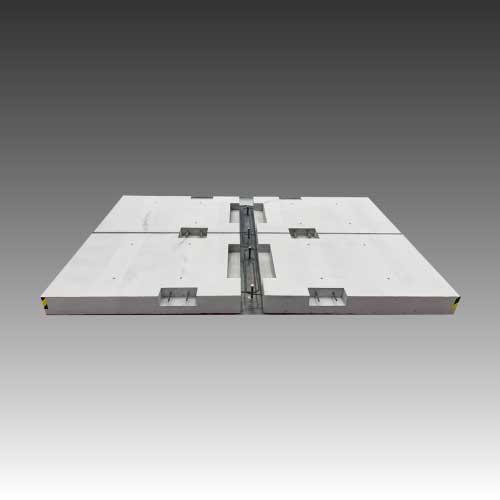 カナクリート床PC板の画像です。